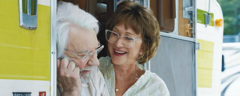 ELLA & JOHN   THE LEISURE SEEKER di Paolo Virzì (2017)