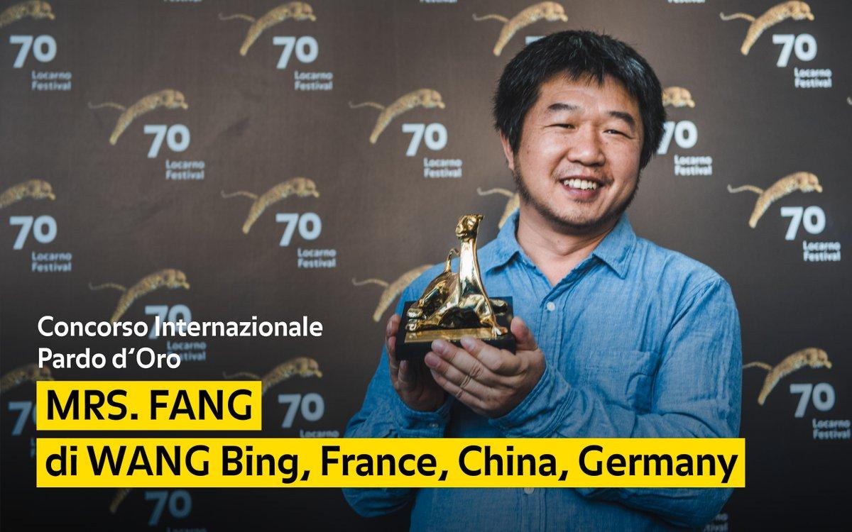 Locarno 2017 |  tutti i premi |  il Pardo d' Oro va a MRS  FANG di Wang Bing