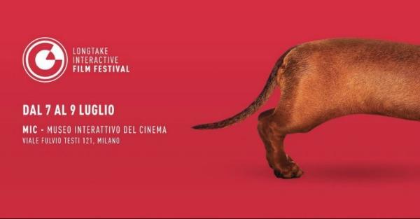 LONGTAKE INTERACTIVE FILM FESTIVAL 2017, a Milano dal 7 al 9 luglio
