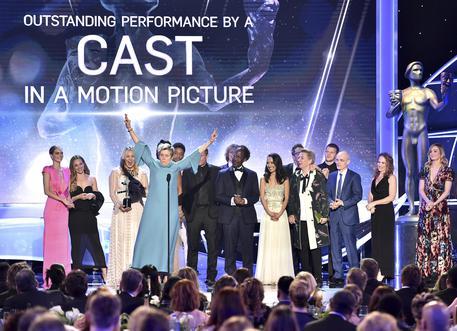 SAG Awards 2018, tutti i vincitori